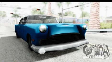 Cabbie Oceanic для GTA San Andreas вид справа
