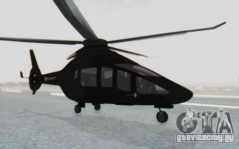 GTA 5 Buckingham Volatus v1 IVF для GTA San Andreas