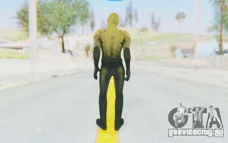 The Reverse Flash CW для GTA San Andreas третий скриншот
