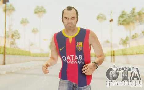 Trevor Barcelona для GTA San Andreas