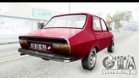 Dacia 1310 TLX v2 для GTA San Andreas вид слева