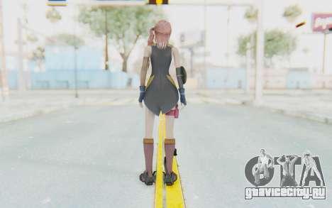 Final Fantasy XIII-2 - Serah Style and Steel для GTA San Andreas третий скриншот