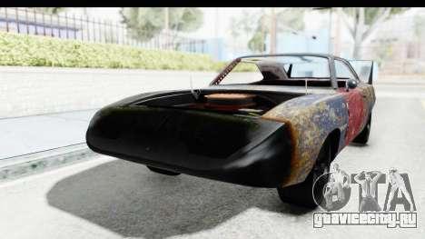 Dodge Charger Daytona F&F Bild для GTA San Andreas