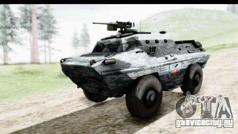 BOV 86M Žandarmerija для GTA San Andreas