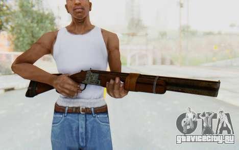 Caravan Shotgun from Fallout New Vegas для GTA San Andreas третий скриншот