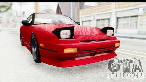 Nissan 240SX 1989 v1 для GTA San Andreas вид справа