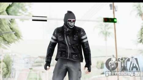 GTA Online Skin (Heists) для GTA San Andreas