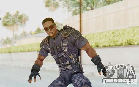 Marvel Future Fight - Falcon для GTA San Andreas