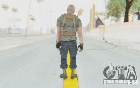 COD BO Hudson Ubase для GTA San Andreas третий скриншот