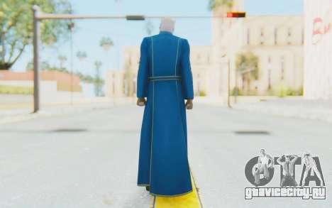 Ultimate Marvel Vs Capcom 3 Vergil для GTA San Andreas третий скриншот