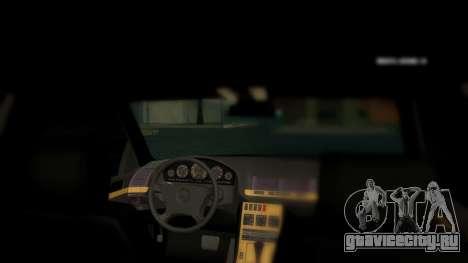 Mercedes-Benz S600 W140 AMG для GTA San Andreas вид справа