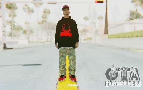 Maddogg Skin для GTA San Andreas второй скриншот