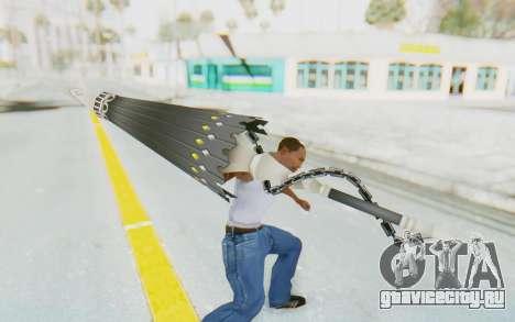 Misteltein Weapon для GTA San Andreas третий скриншот