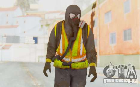 The Division Cleaners - Incinerator для GTA San Andreas