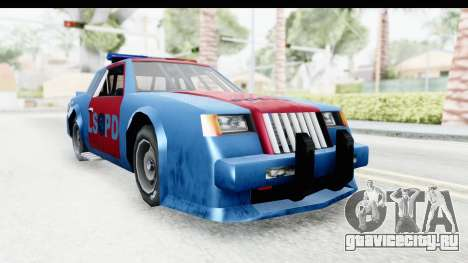 Hotring Police для GTA San Andreas