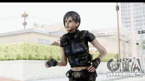 Resident Evil 4 UHD Ada Wong Assignment для GTA San Andreas