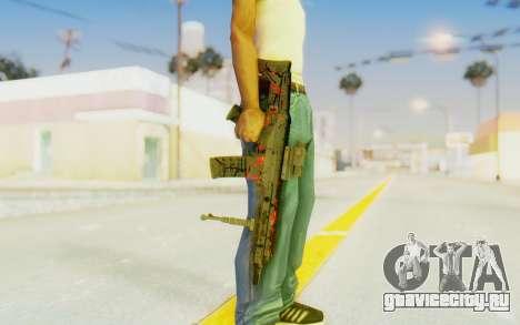 ACR CQB Magma для GTA San Andreas третий скриншот