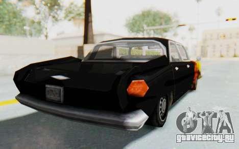 GTA VC Cuban Glendale для GTA San Andreas вид слева