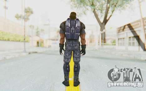 Marvel Future Fight - Falcon для GTA San Andreas третий скриншот