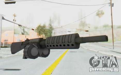 APB Reloaded - NFAS-12 для GTA San Andreas