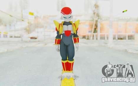Dragon Ball Xenoverse Super Baby Frieza для GTA San Andreas второй скриншот