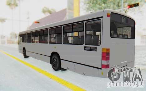 Pylife Bus для GTA San Andreas вид слева