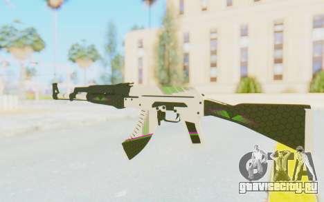 CS:GO - AK-47 Sport для GTA San Andreas второй скриншот