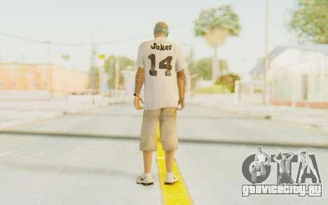 The Joker Skin для GTA San Andreas третий скриншот