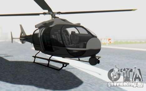 GTA 5 Maibatsu Frogger Civilian IVF для GTA San Andreas