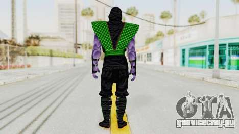 Snake MK1 для GTA San Andreas третий скриншот