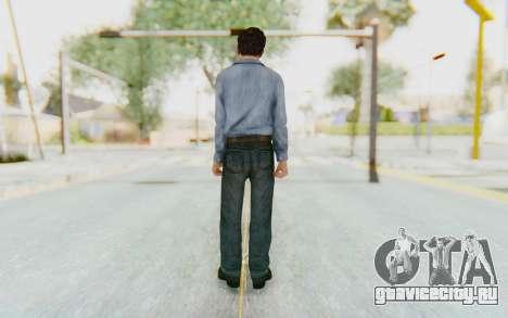 Mafia 2 - Vito Scaletta Prison для GTA San Andreas третий скриншот