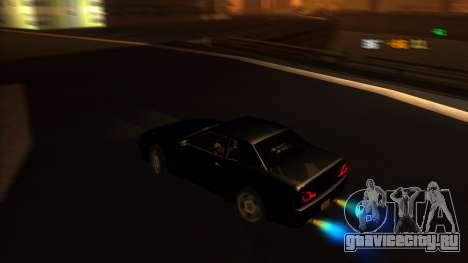 Elegy Bushido для GTA San Andreas вид справа