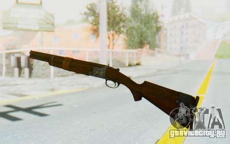 Caravan Shotgun from Fallout New Vegas для GTA San Andreas второй скриншот