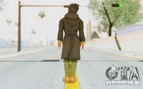 Dragon Ball Xenoverse Goten Time Patrol для GTA San Andreas третий скриншот