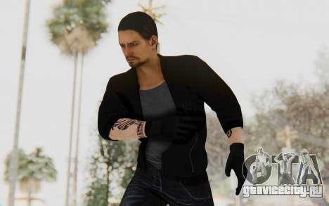 Payday 2 - Bodhi для GTA San Andreas