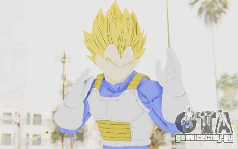 Dragon Ball Xenoverse Vegeta Android Saga SSJ для GTA San Andreas