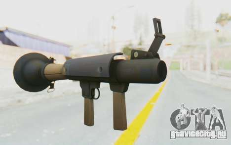 Rocket Launcher from TF2 для GTA San Andreas