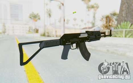 GTA 5 Gusenberg Sweeper для GTA San Andreas второй скриншот