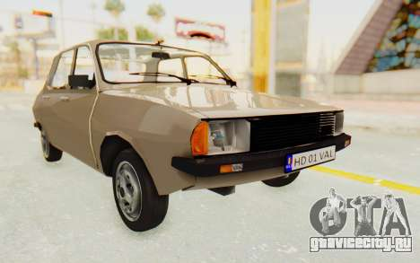 Dacia 1310 TLX для GTA San Andreas вид справа