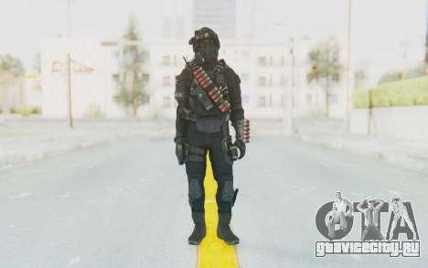 Federation Elite Shotgun Tactical для GTA San Andreas второй скриншот