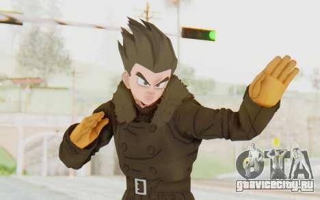 Dragon Ball Xenoverse Goten Time Patrol для GTA San Andreas