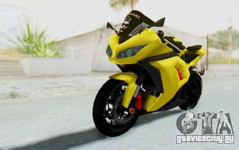Kawasaki Ninja 250 Abs Streetrace v2 для GTA San Andreas
