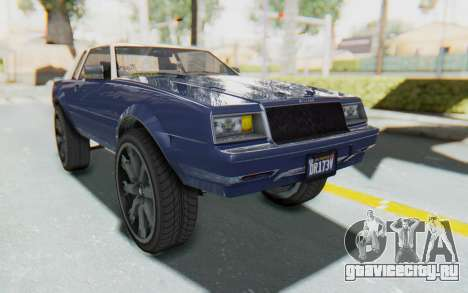 GTA 5 Willard Faction Custom Donk v1 для GTA San Andreas
