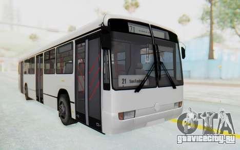 Pylife Bus для GTA San Andreas вид справа