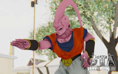 Dragon Ball Xenoverse Super Buu Gohan Absorbed для GTA San Andreas