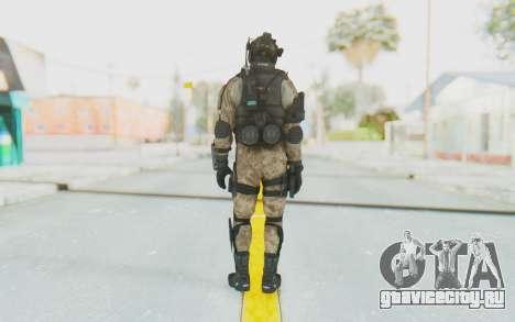 Federation Elite Assault Desert для GTA San Andreas третий скриншот