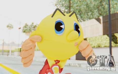 Pac-Man v1 для GTA San Andreas
