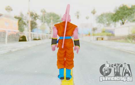 Dragon Ball Xenoverse Super Buu Goku FnF Absorbe для GTA San Andreas третий скриншот