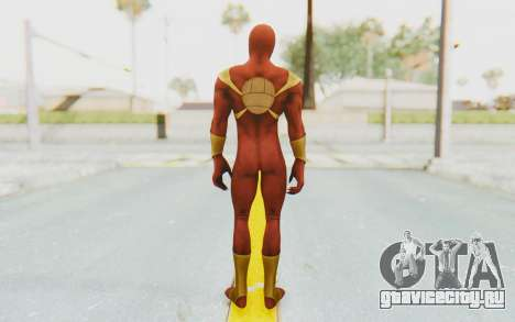 Marvel Heroes - Iron Spider для GTA San Andreas третий скриншот