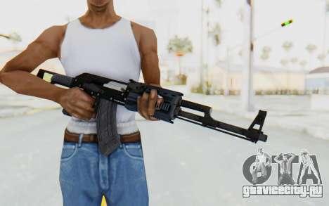 GTA 5 Gusenberg Sweeper для GTA San Andreas третий скриншот